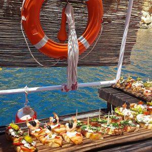 Ibiza prive jacht incentive